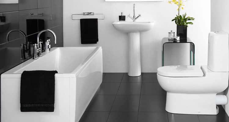 U vind de badkamer schoonmaken een hele klus? | Lenano