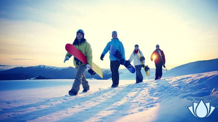 Nanotechnologie in de winter sport Lenano schoonmaakgemak