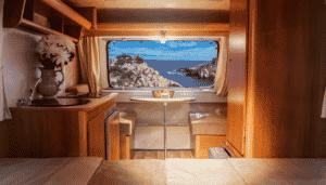 Caravan onderhoud interieur